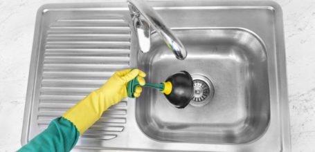 Як прочистити раковину на кухні