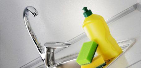 Як прочистити засмічення в трубі на кухні